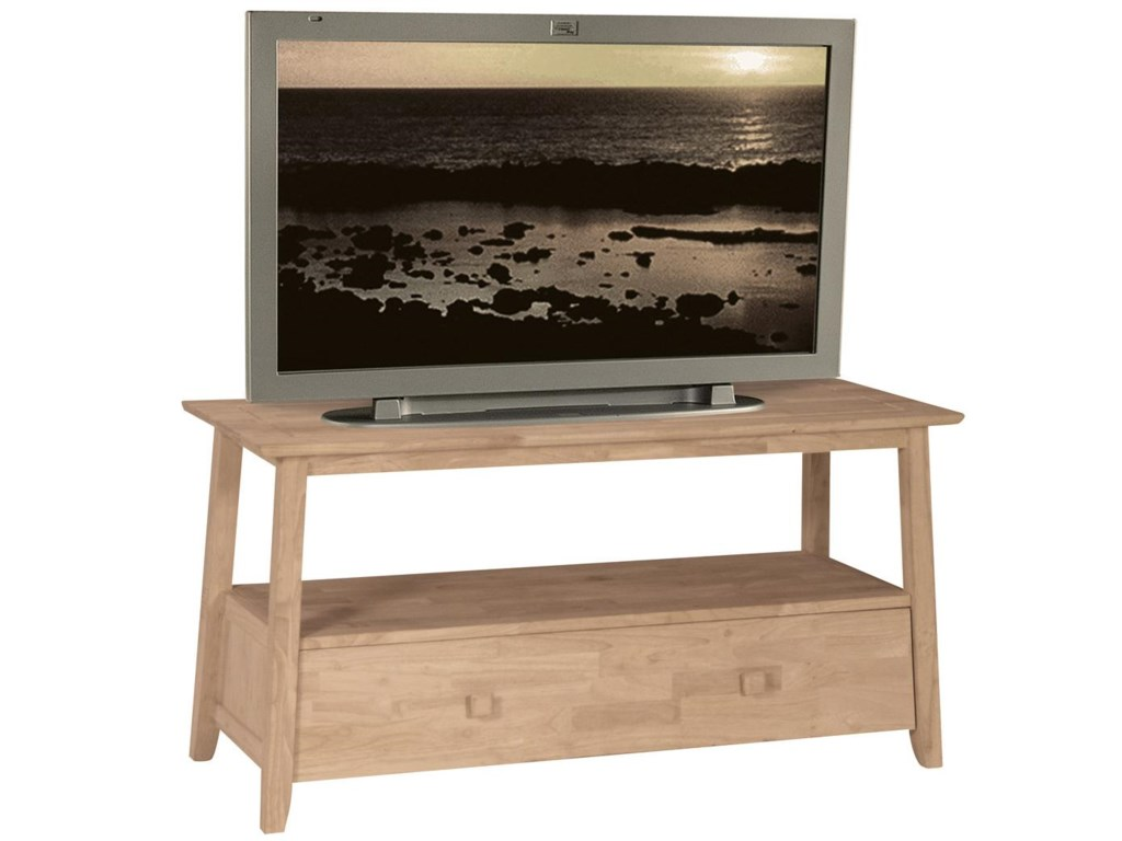 John Thomas SELECT Home AccentsBombay 1-Drawer Media Stand