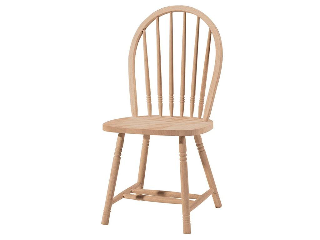 John Thomas SELECT DiningSpindleback Windsor Chair