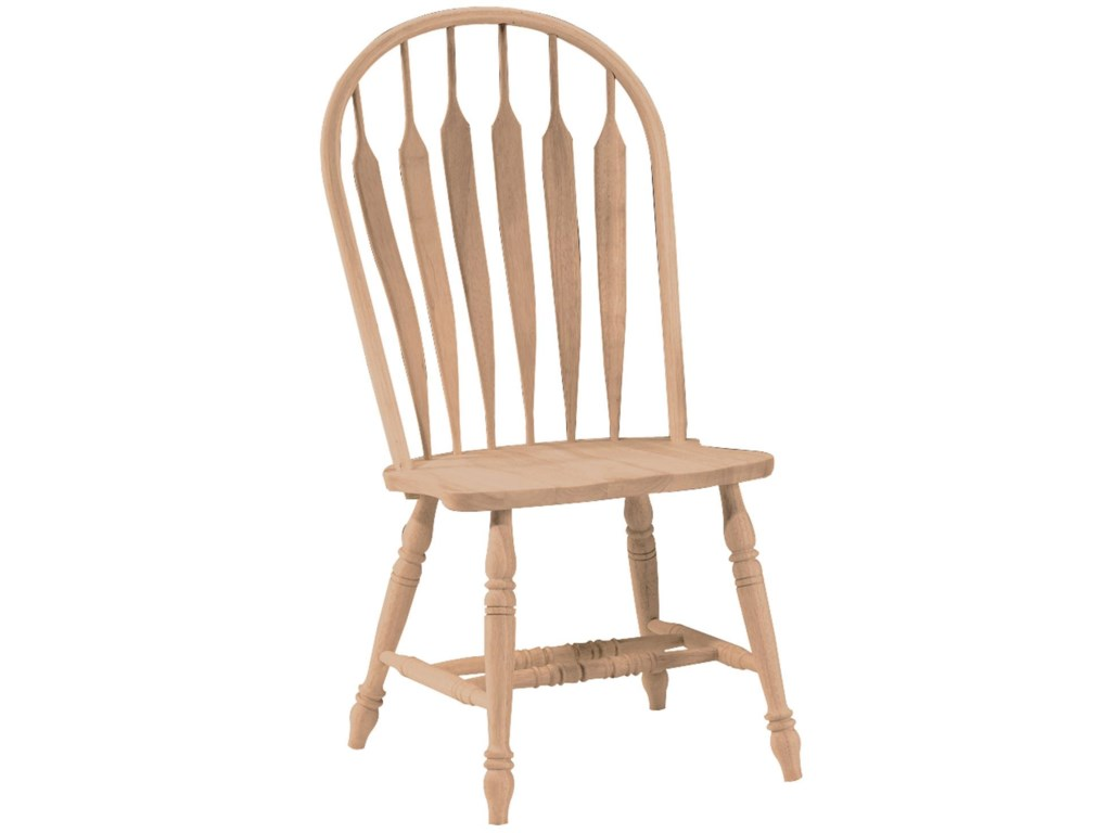 John Thomas SELECT DiningDeluxe Steambent Windsor Chair