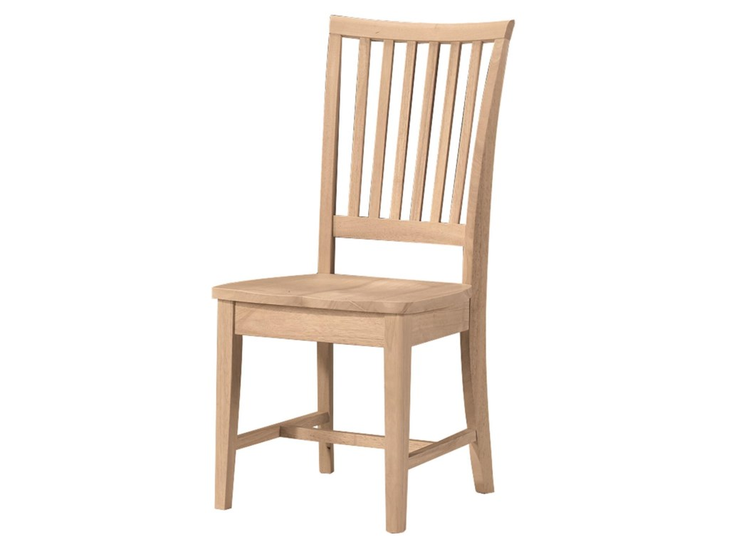 John Thomas SELECT DiningMission Side Chair