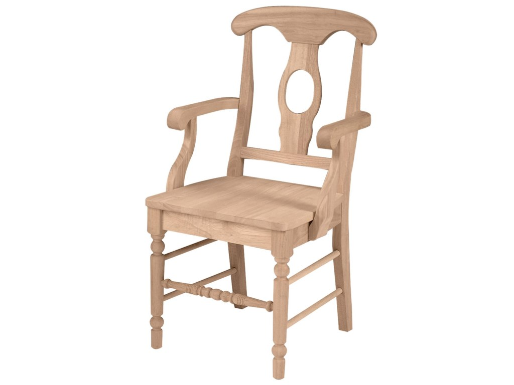 John Thomas SELECT DiningEmpire Arm Chair