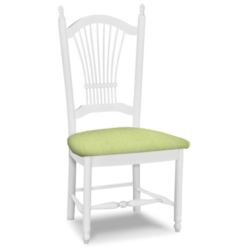 John Thomas SELECT Dining Traditional Dining Side Chair