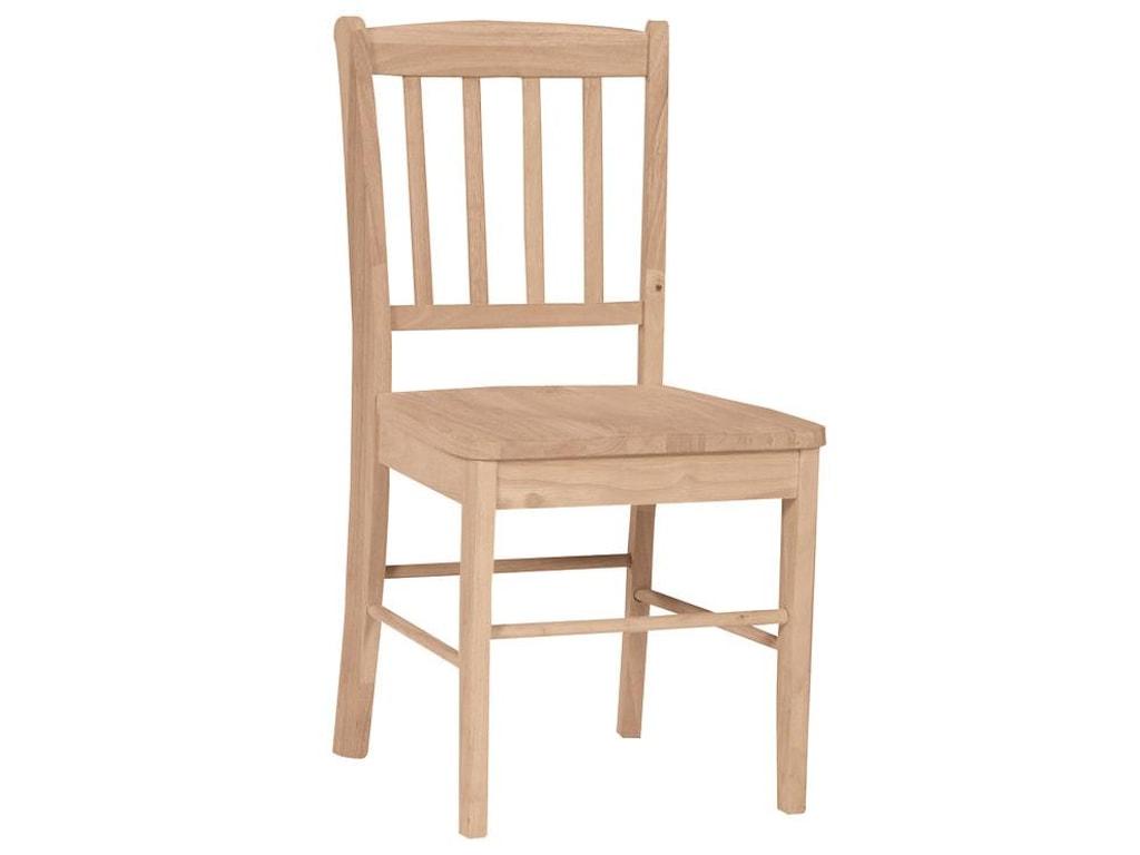 John Thomas SELECT DiningCapri Slatback Chair