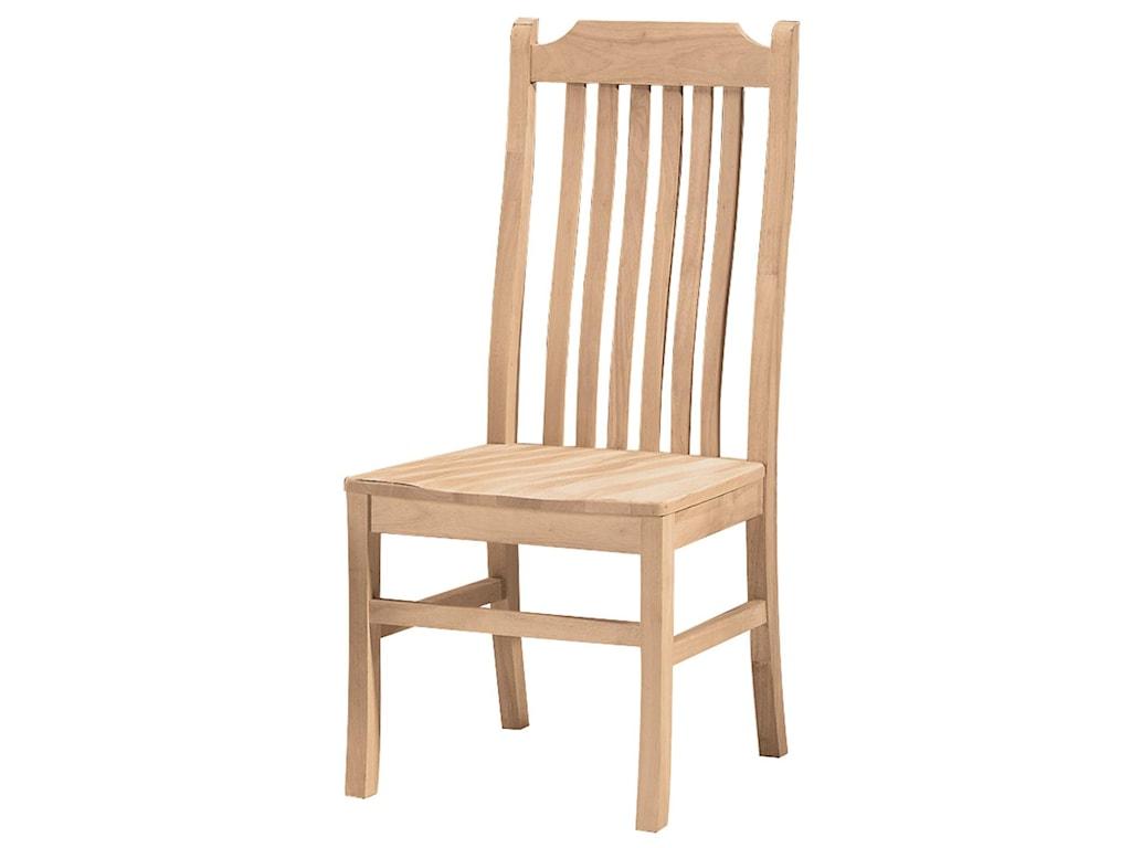 John Thomas SELECT DiningTall Mission Chair