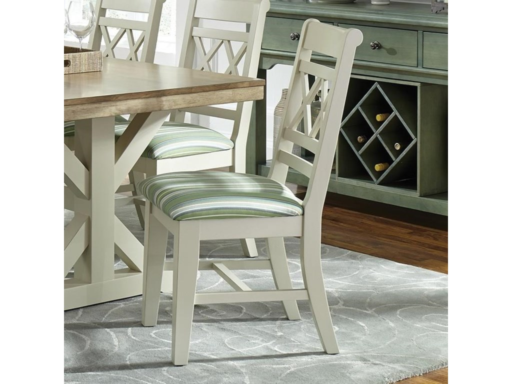 John Thomas SELECT DiningCanyon Customizable Side Chair