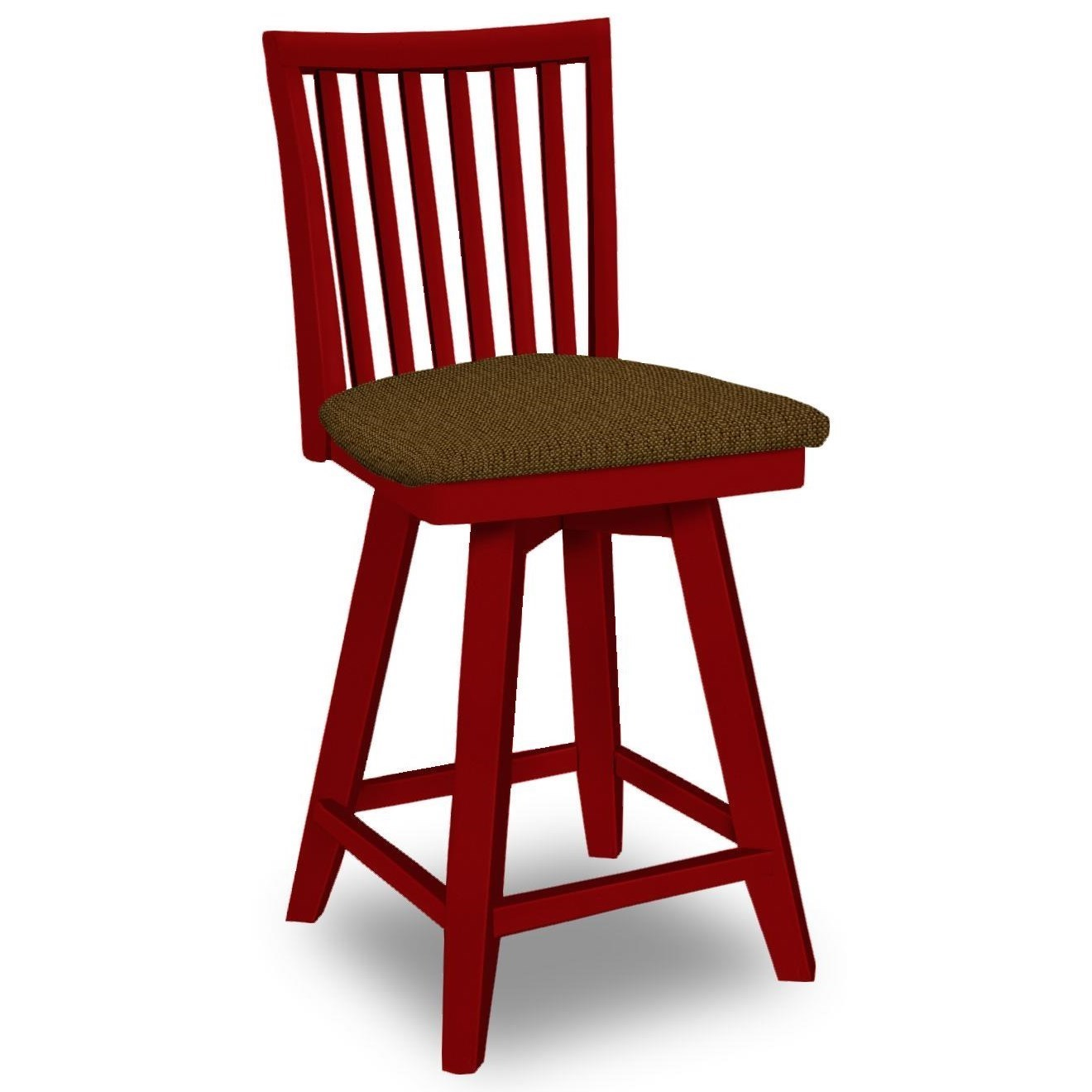 John Thomas SELECT Dining Swivel Counter Height Bar Stool  : products2Fjohnthomas2Fcolor2Fselects 262swb f31 hd267 b1jpgscalebothampwidth500ampheight500ampfsharpen25ampdown from www.wayside-furniture.com size 500 x 500 jpeg 31kB