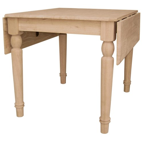 John Thomas SELECT Dining Double Dropleaf Table