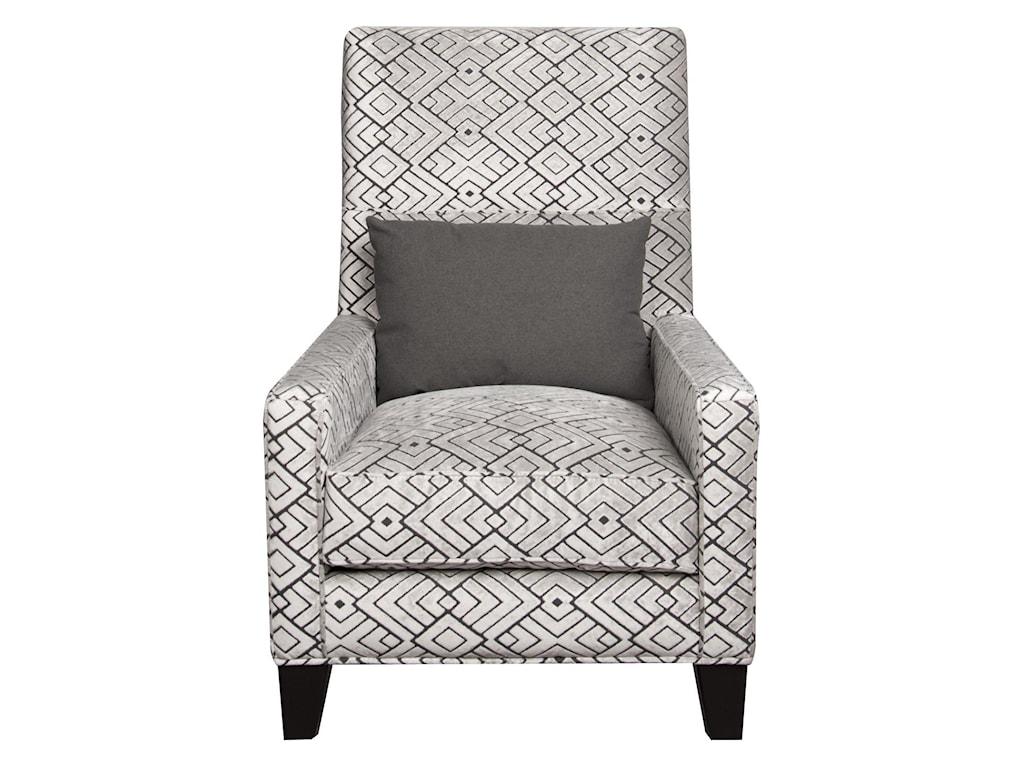 Santa Monica Blaine---Blaine Accent Chair