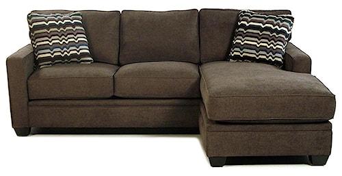 Jonathan Louis Caprice Sofa w/ Reversible Chaise
