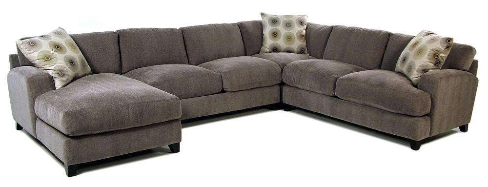 Jonathan Louis Gulliver Casual Contemporary Chaise Sectional  sc 1 st  Rotmans : jonathan louis choices sectional - Sectionals, Sofas & Couches