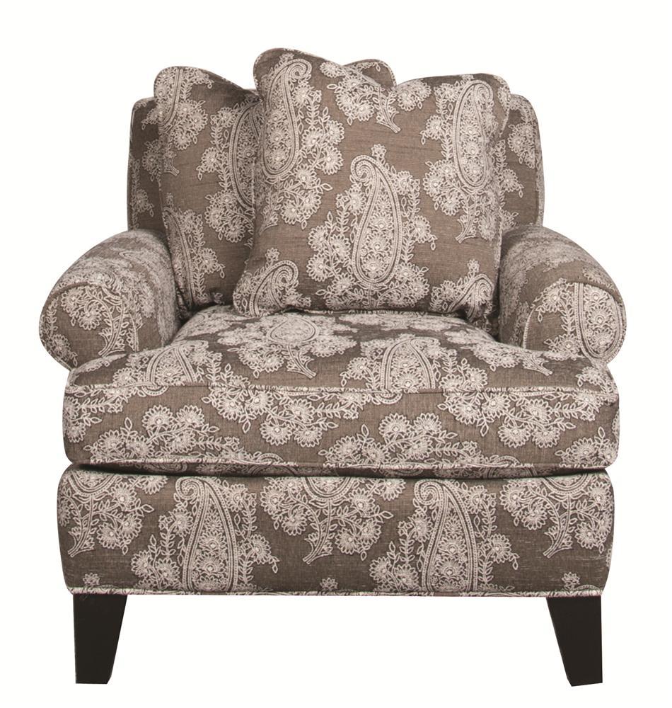 Santa Monica AlexandriaAlexandria Accent Chair ...