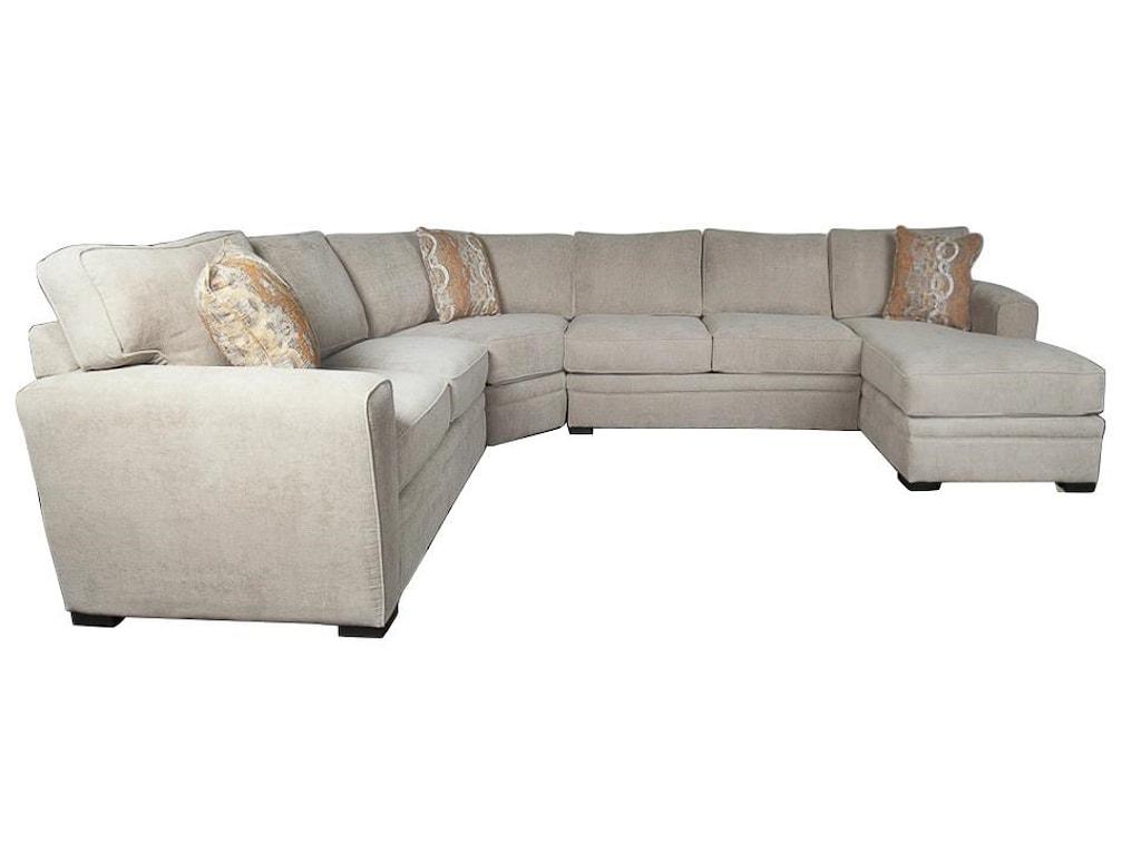 Jonathan Louis LexieLexie Sectional Sofa
