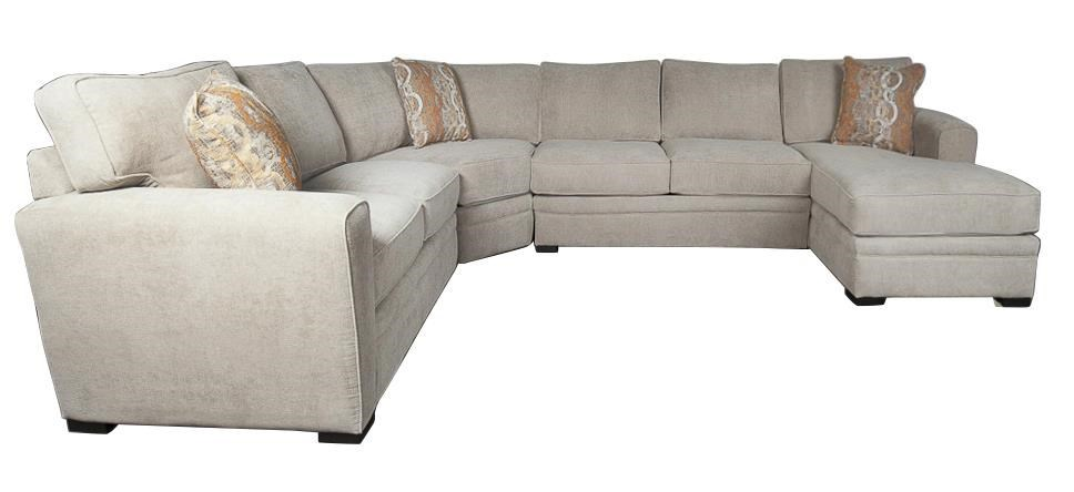 Santa Monica LexieLexie Sectional Sofa