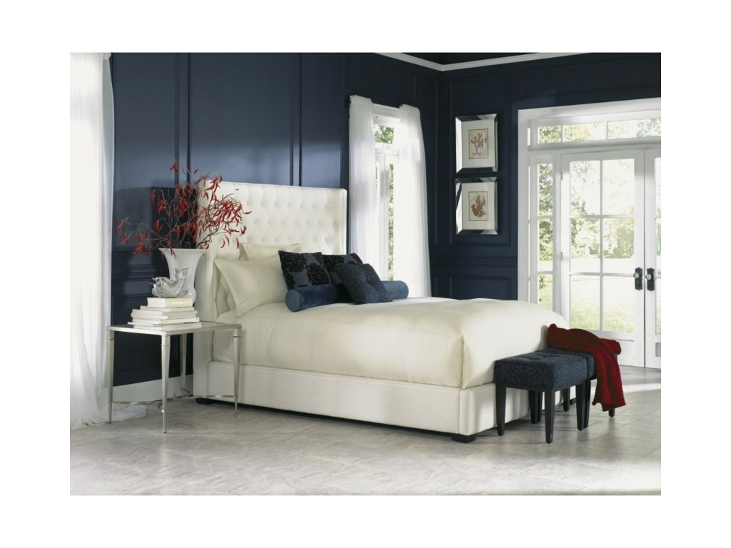 Jonathan Louis CarlyQueen Upholstered Bed