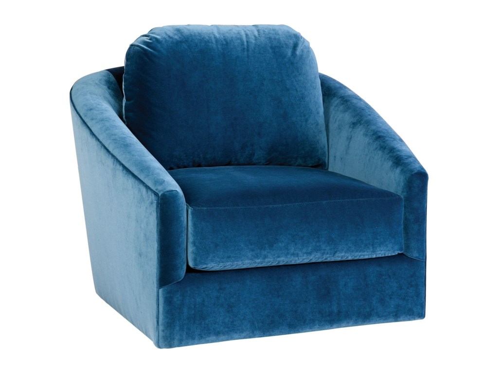 Jonathan Louis AccentuatesMadeline Swivel Chair