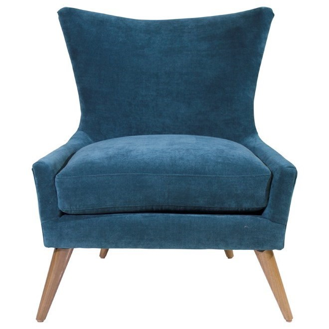 Jonathan Louis AccentuatesContemporary Mike Accent Chair ...