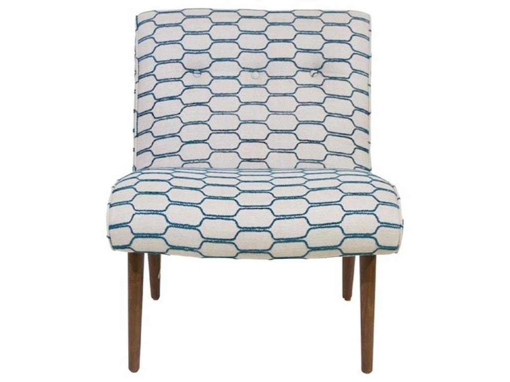 Jonathan Louis AccentuatesForbes Armless Accent Chair