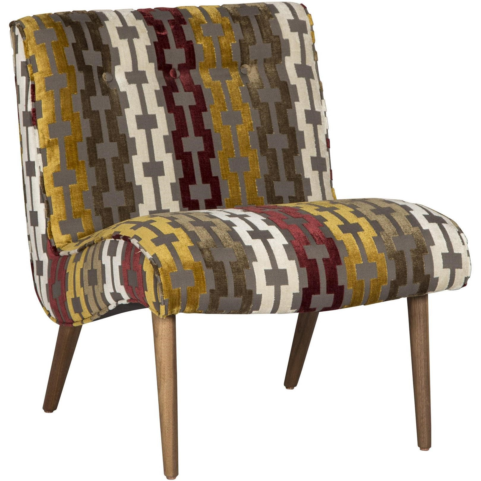 Jonathan Louis AccentuatesForbes Armless Accent Chair