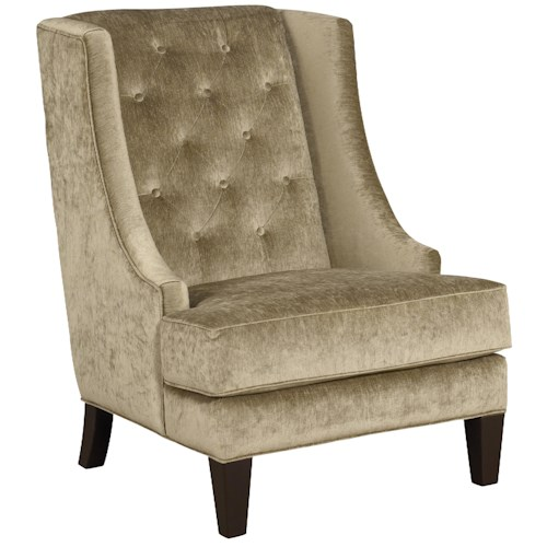 Jonathan Louis Accentuates Jillian Traditional Accent Chair