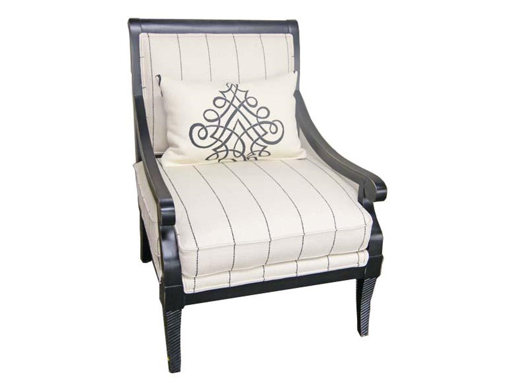Jonathan Louis AccentuatesFernand Chair
