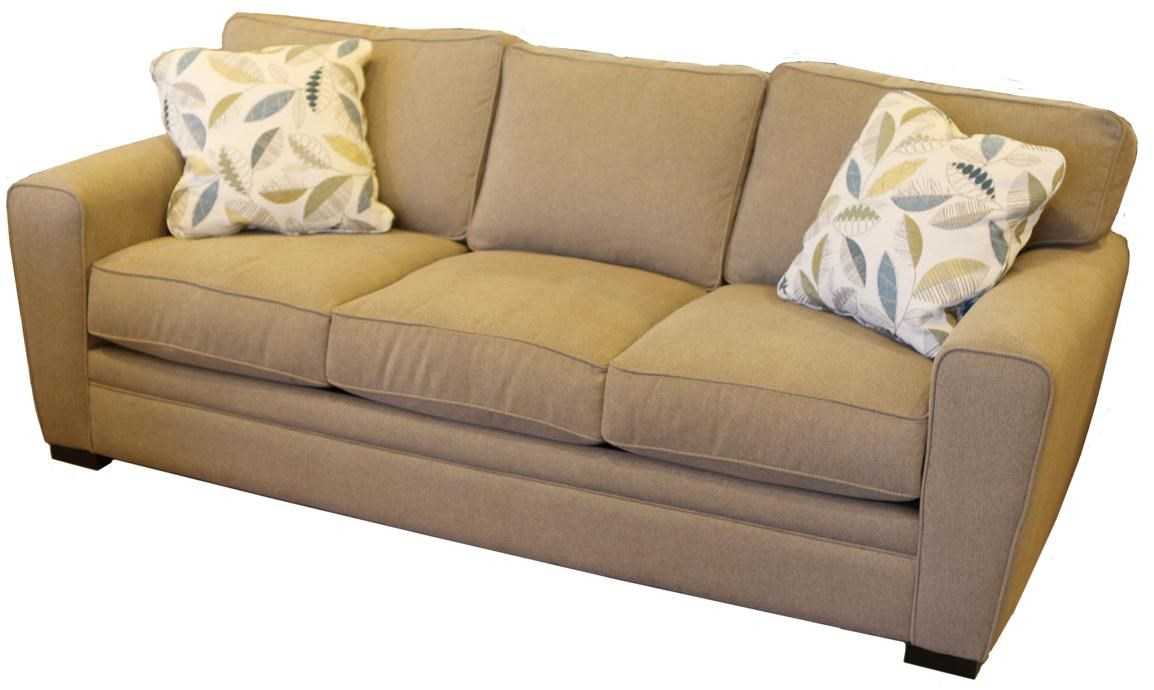 Jonathan Louis Artemis Stationary Sofa  sc 1 st  Walkeru0027s Furniture : jonathan louis artemis sectional - Sectionals, Sofas & Couches