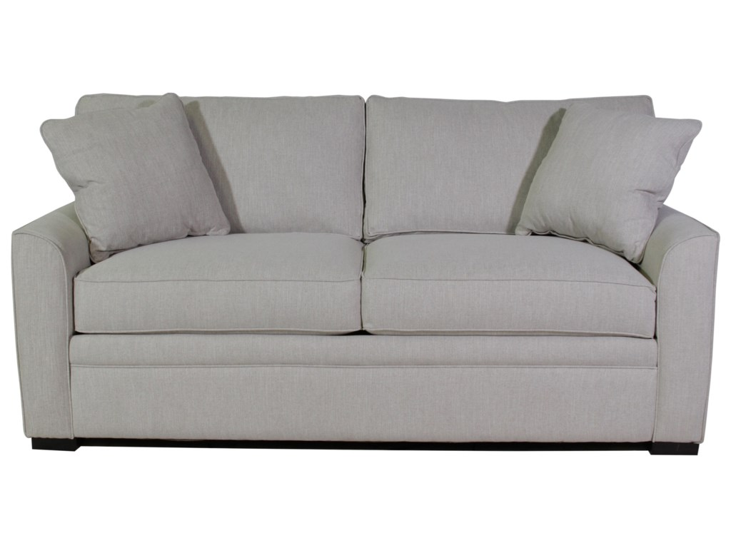 Jonathan Louis Blissful Transitional Full Sofa Sleeper With