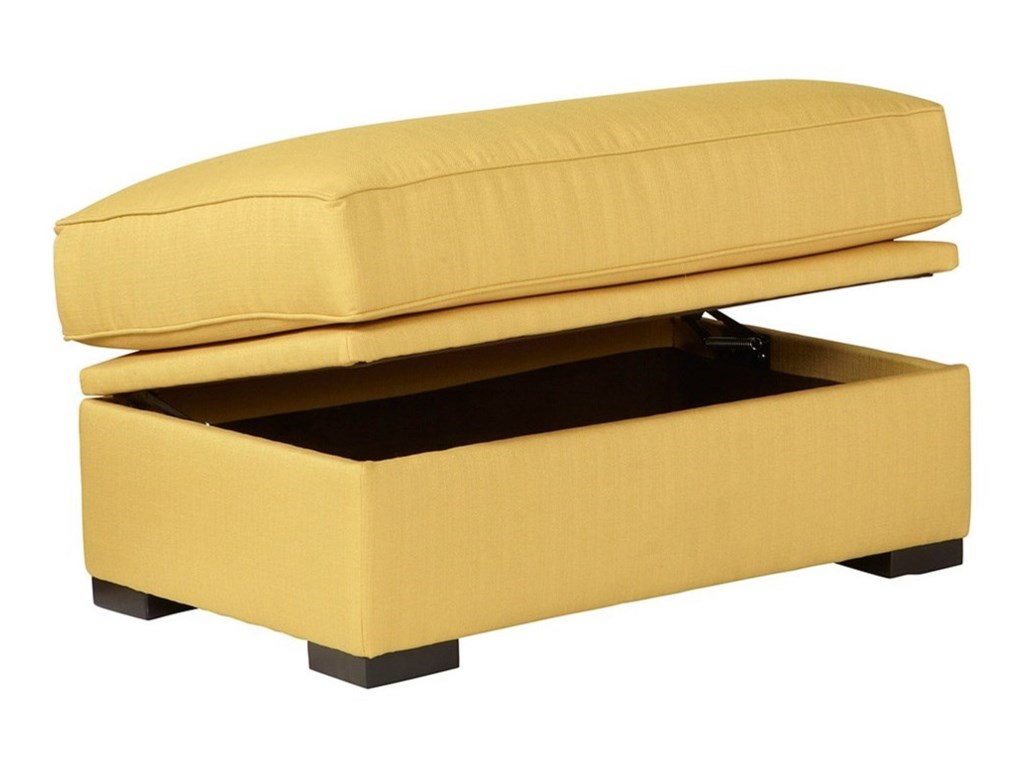 Jonathan Louis BlissfulStorage Ottoman