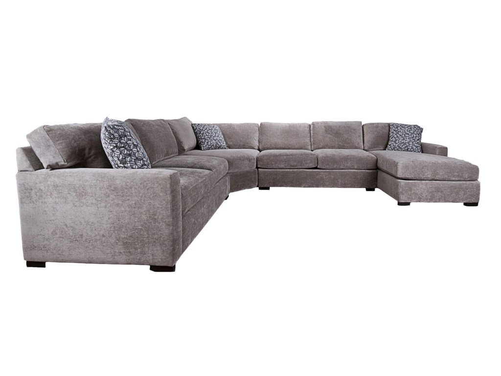 Santa Monica Blytheblythe Sectional Sofa