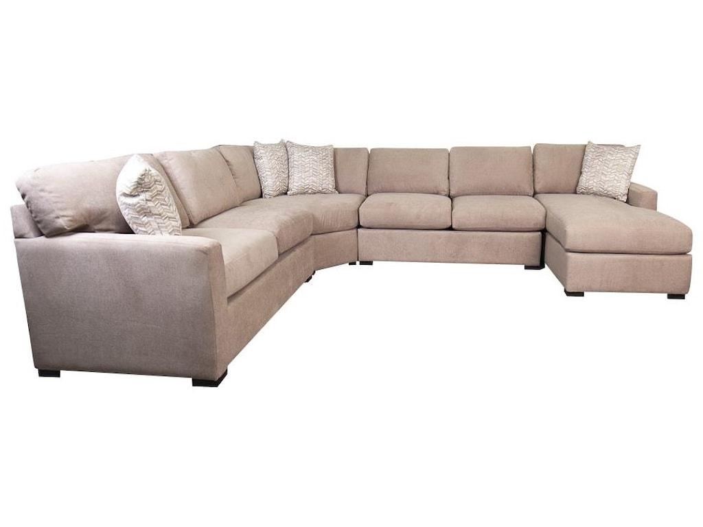 Jonathan Louis BlytheBlythe Sectional Sofa