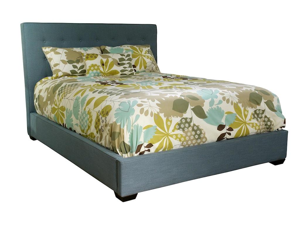 Jonathan Louis Bogart California King Upholstered Bed