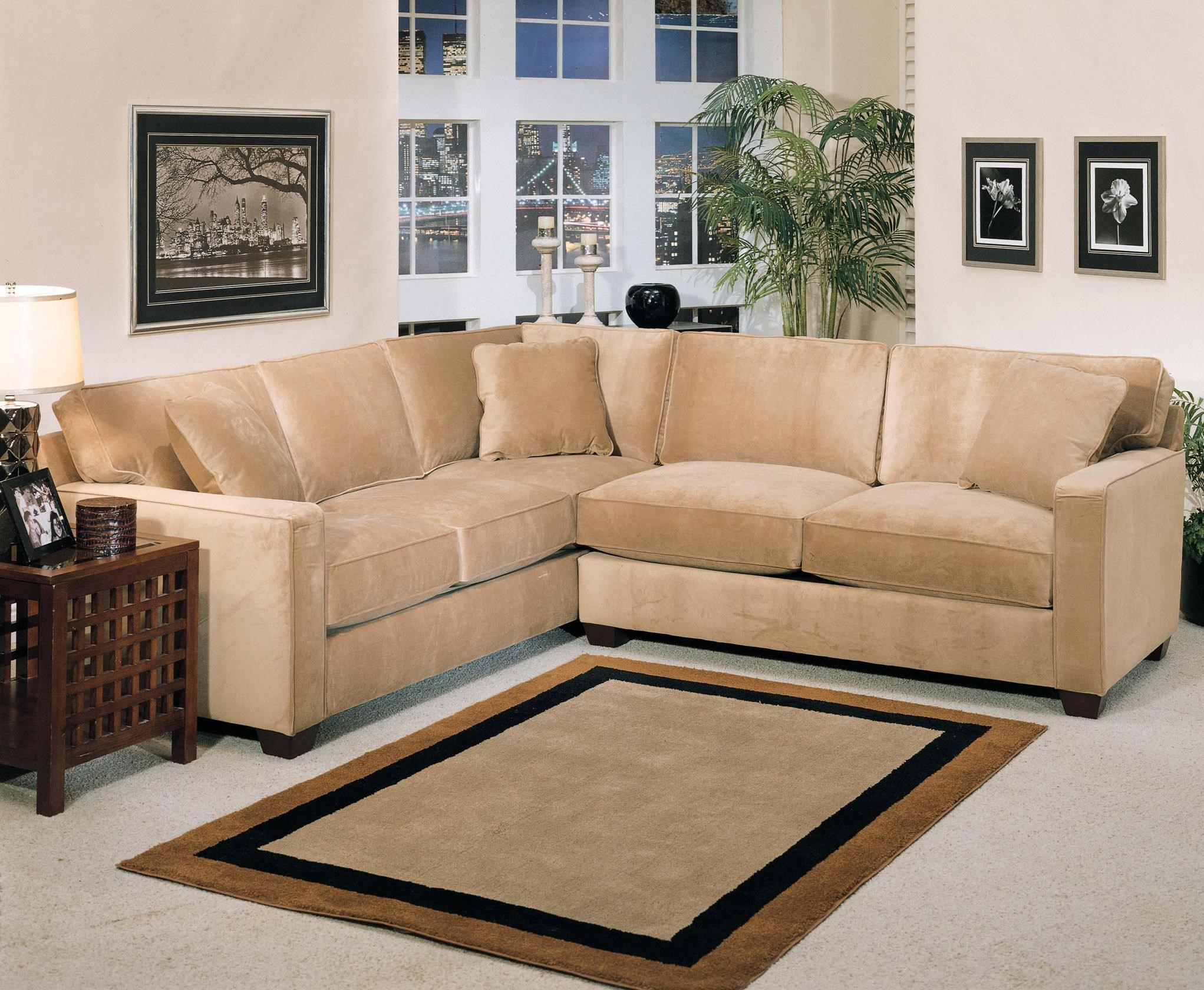 Jonathan Louis Bradford 2-Piece Stationary Sectional  sc 1 st  Rooms and Rest : jonathan louis choices sectional - Sectionals, Sofas & Couches