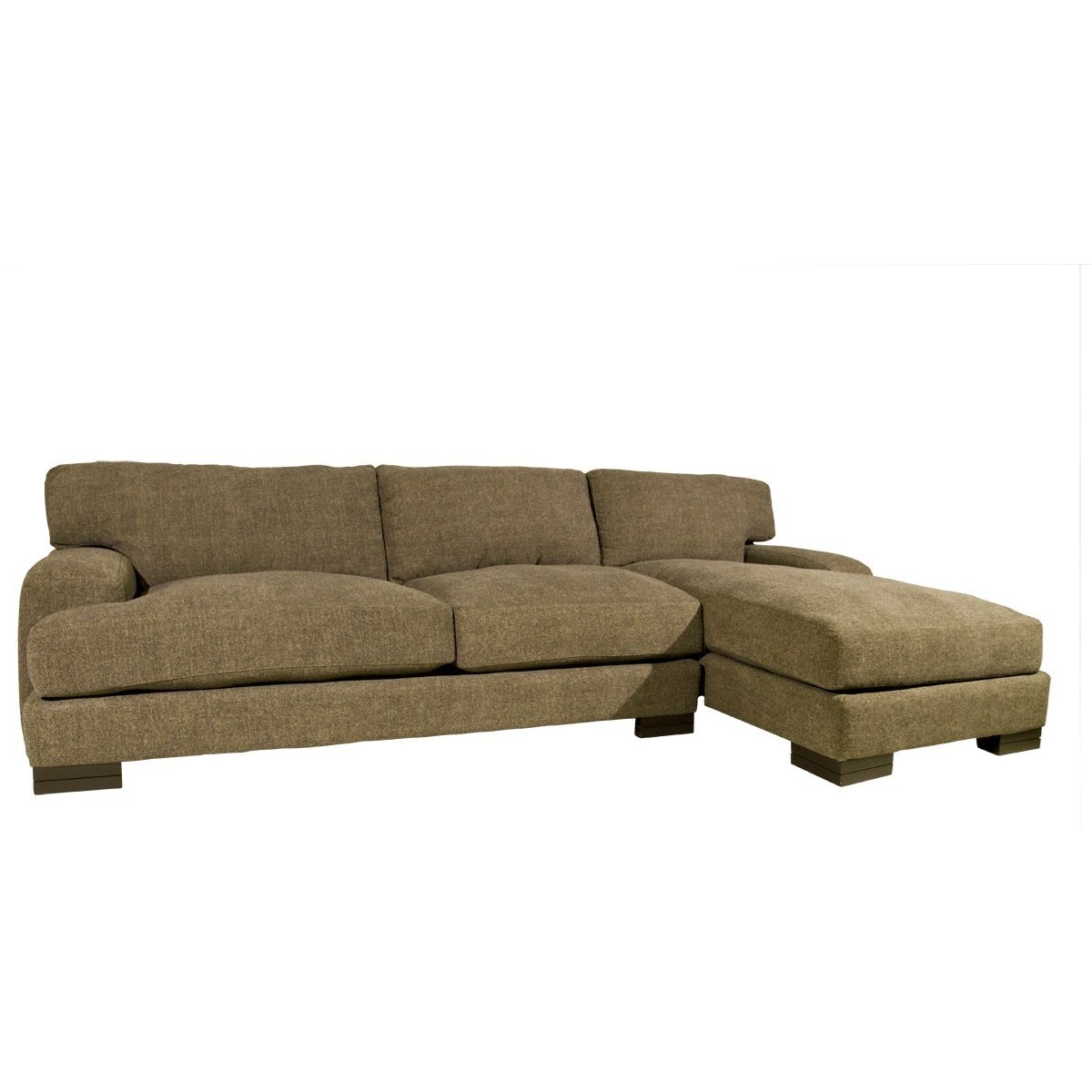 Jonathan Louis Burton Modern Sectional with Right Chaise  sc 1 st  Olindeu0027s Furniture : jonathan louis burton sectional - Sectionals, Sofas & Couches