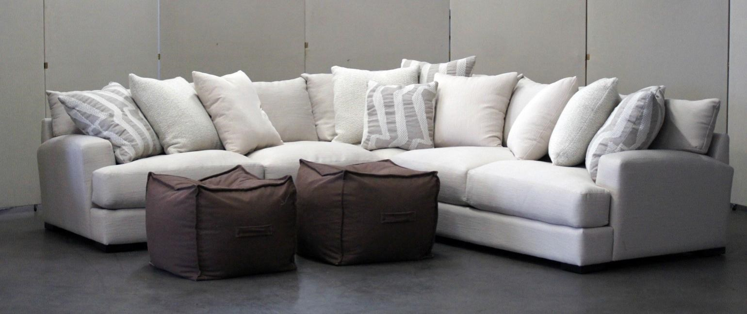 Jonathan Louis Carlin Contemporary Sofa Sectional Group With Loose Back  Pillows   Miskelly Furniture   Sofa Sectional