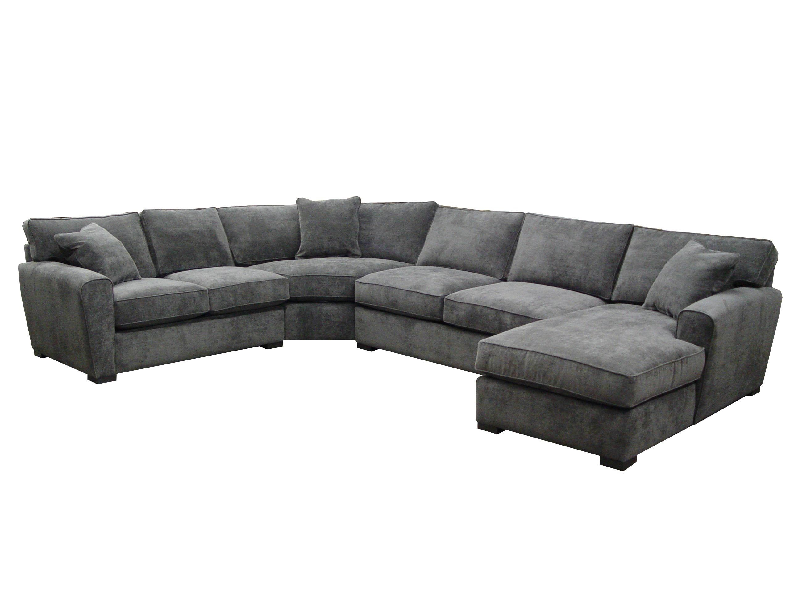 jonathan louis choices artemis 4 piece sectional with upholstered rh olindes com