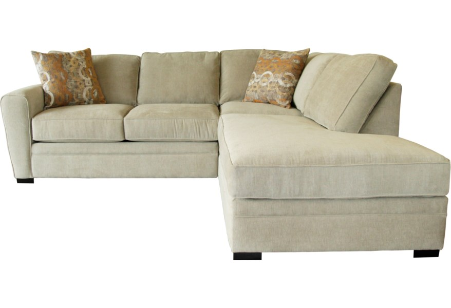 Jonathan Louis Choices - Artemis Casual 2-Piece Sectional ...