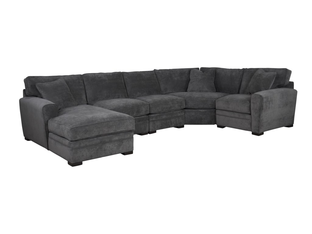 Jonathan Louis Choices - Artemis4 Pc Sectional