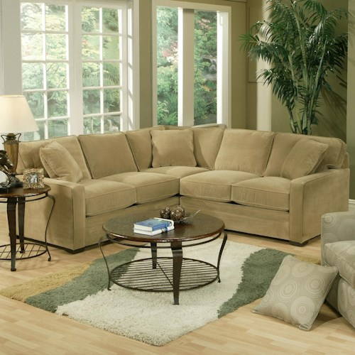 Jonathan Louis Choices - Juno Contemporary Sofa with Track Arms