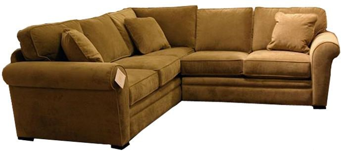 Jonathan Louis Choices - Orion 2 Piece Sectional Sofa with Rolled Arms - Conlinu0027s Furniture - Sofa Sectional  sc 1 st  Conlinu0027s Furniture : jonathan louis choices sectional - Sectionals, Sofas & Couches