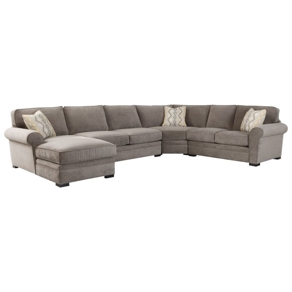 Jonathan Louis Choices   Orion6 Seat Sectional ...
