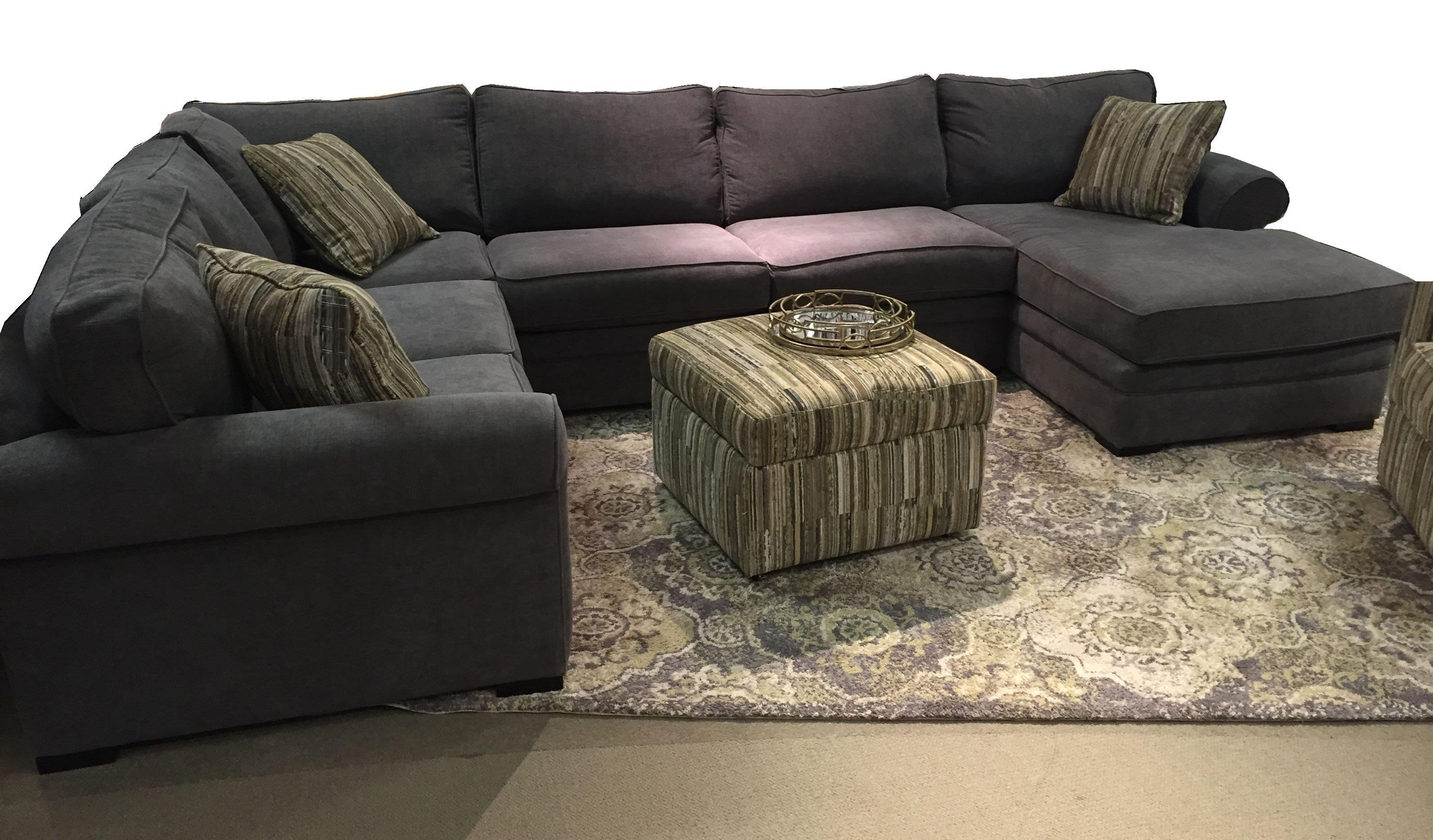 Jonathan Louis Choices Program 3 Piece Sectional Sofa