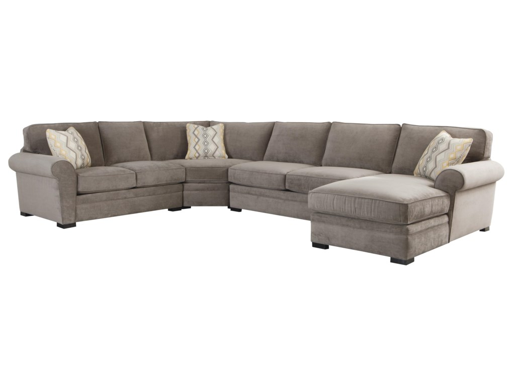 Choices - Orion Sectional by Jonathan Louis at HomeWorld Furniture