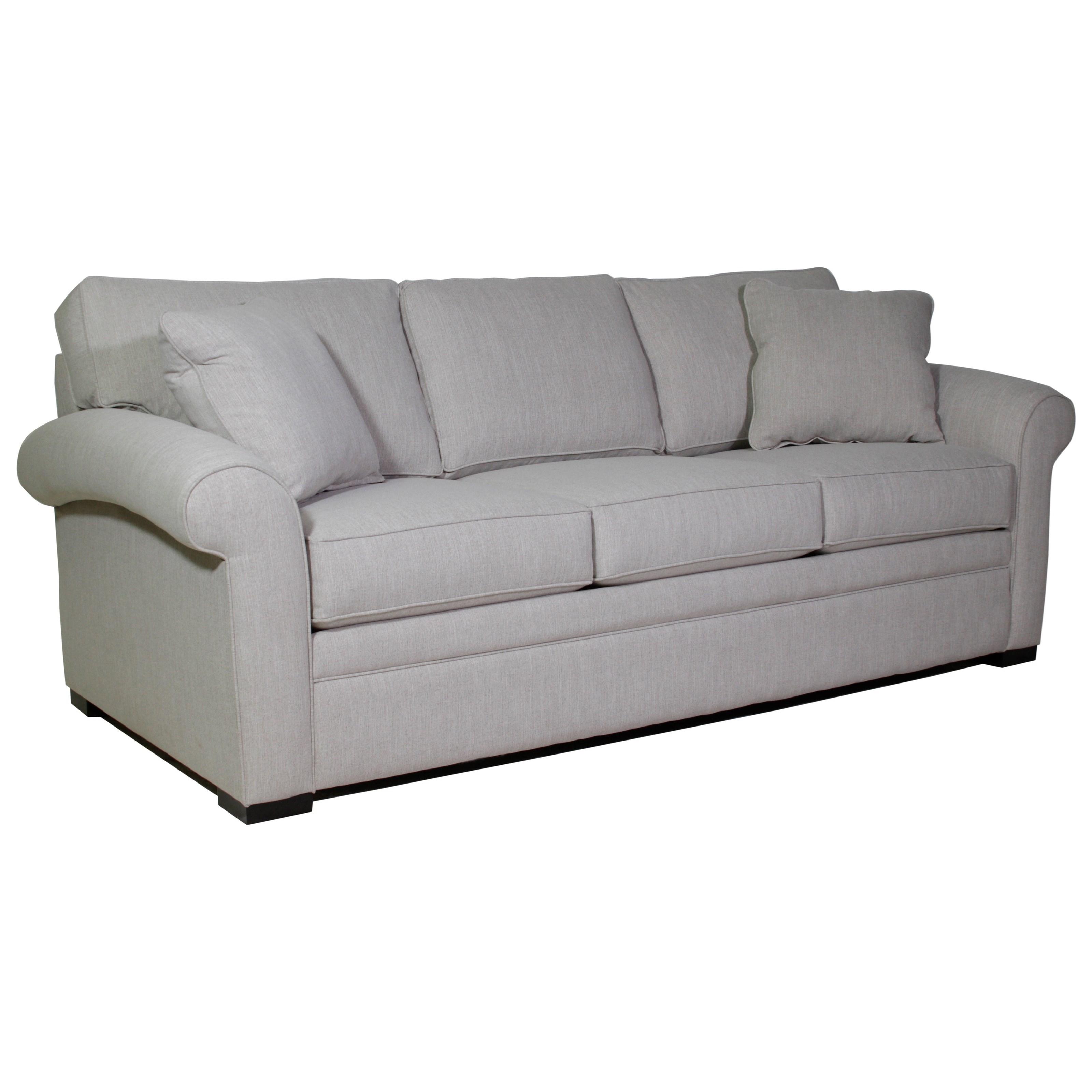 ... Jonathan Louis DozyQueen Inflatable Mattress Sofa Sleeper ...