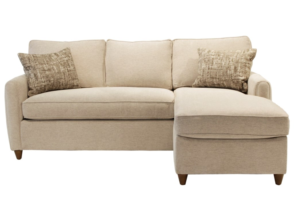 Jonathan Louis Emory Casual Queen Sleeper Sofa Sofa with Chaise and ...