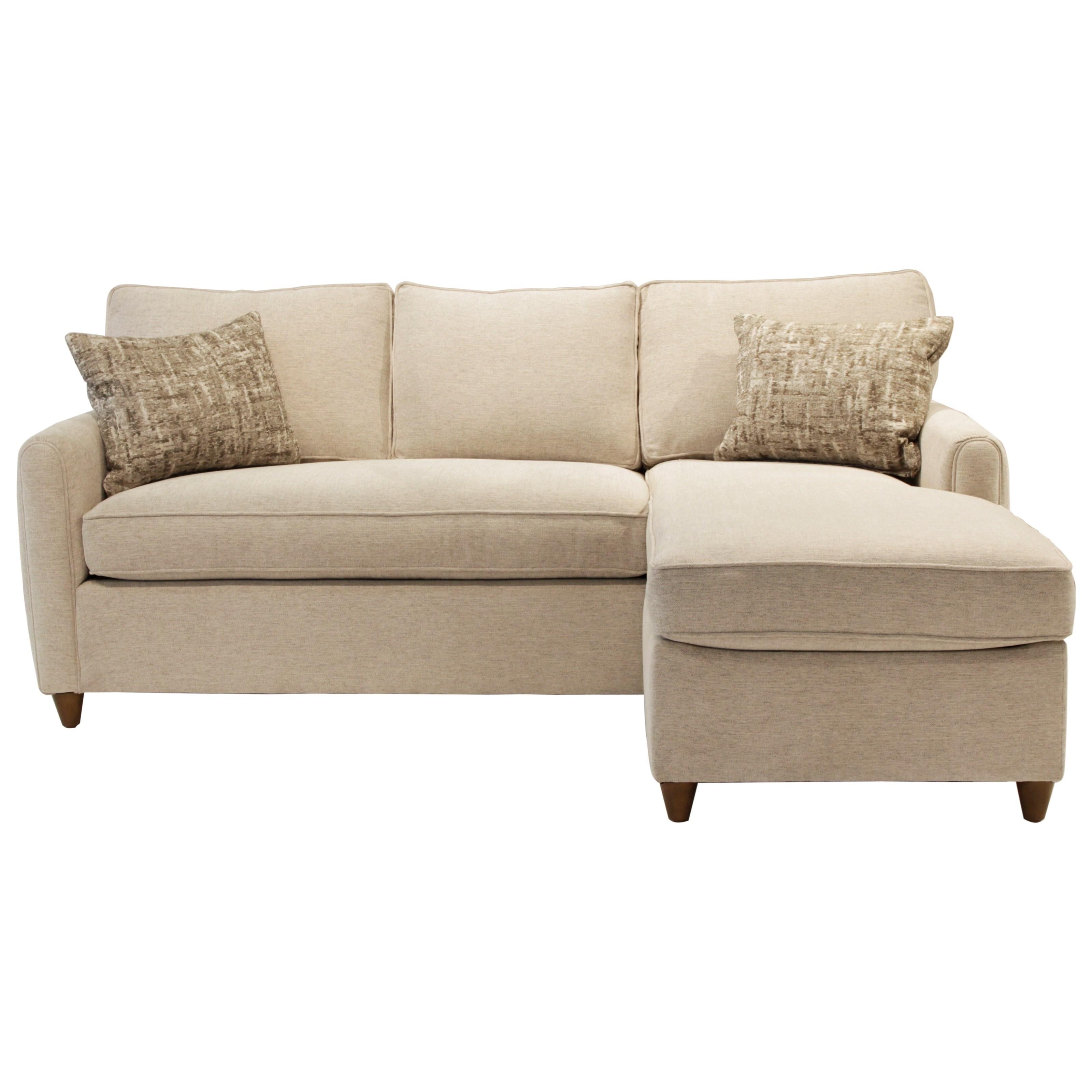 Jonathan Louis EmoryQueen Sleeper Sofa With Chaise ...