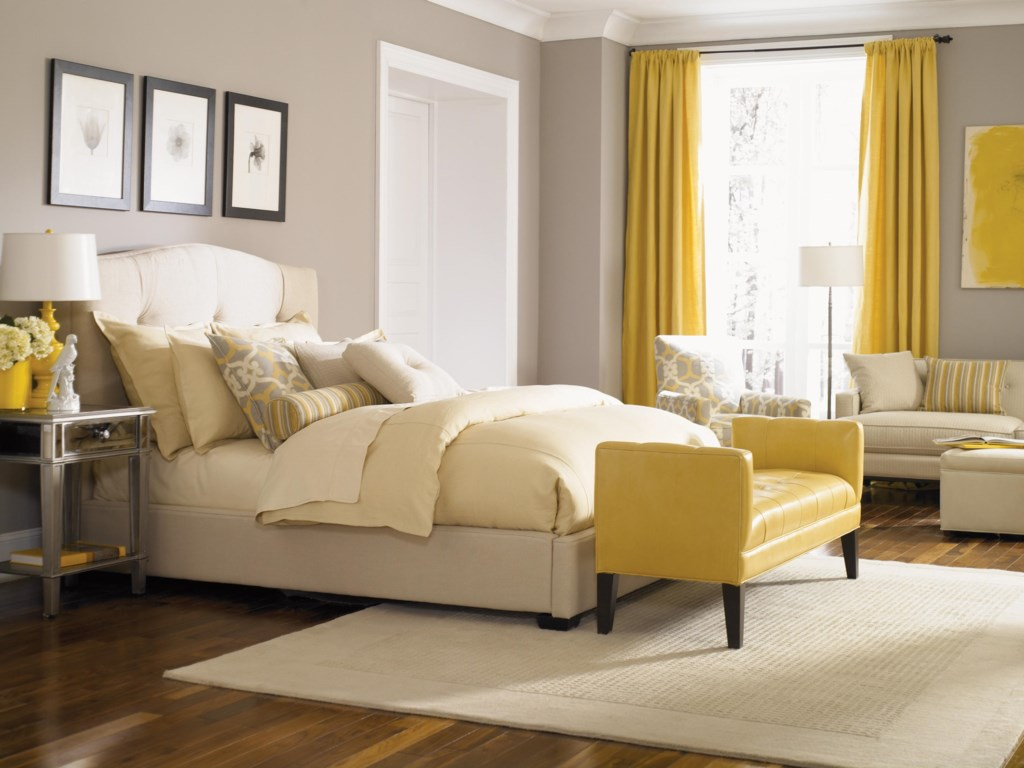 Jonathan Louis BergmanFull Upholstered Bed