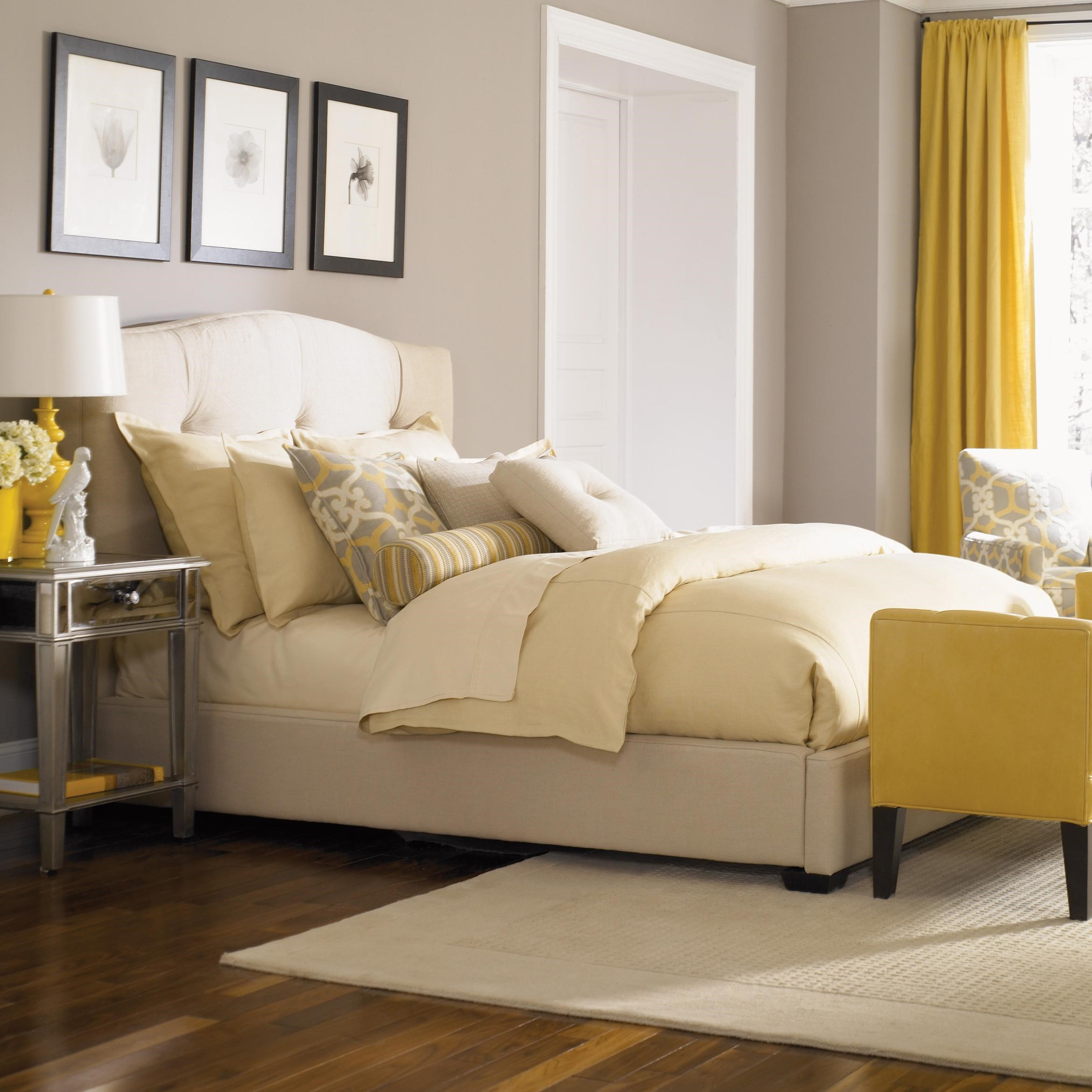tufted upholstered bed. Jonathan Louis Haven BedsQueen Upholstered Bed Tufted
