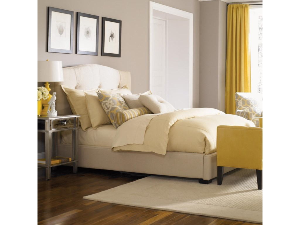 Jonathan Louis BergmanKing Upholstered Bed