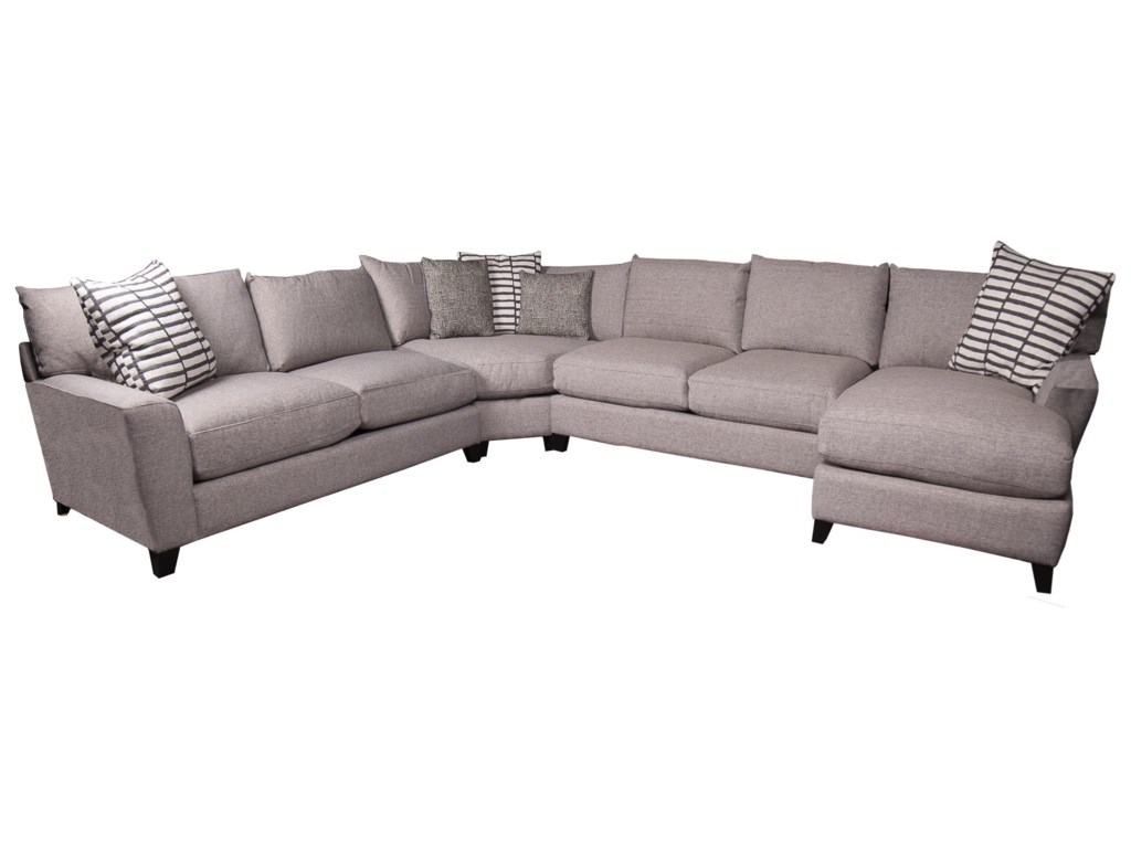 Jonathan Louis Harlowharlow Sectional Sofa