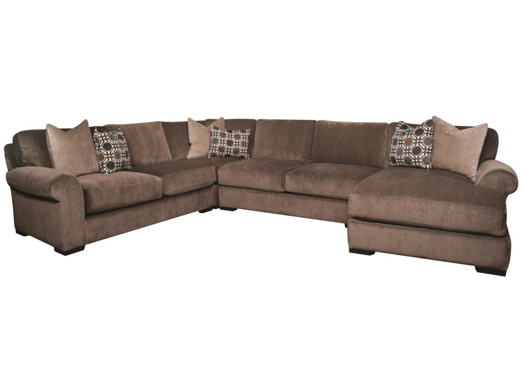 Santa Monica Kariskaris Sectional Sofa