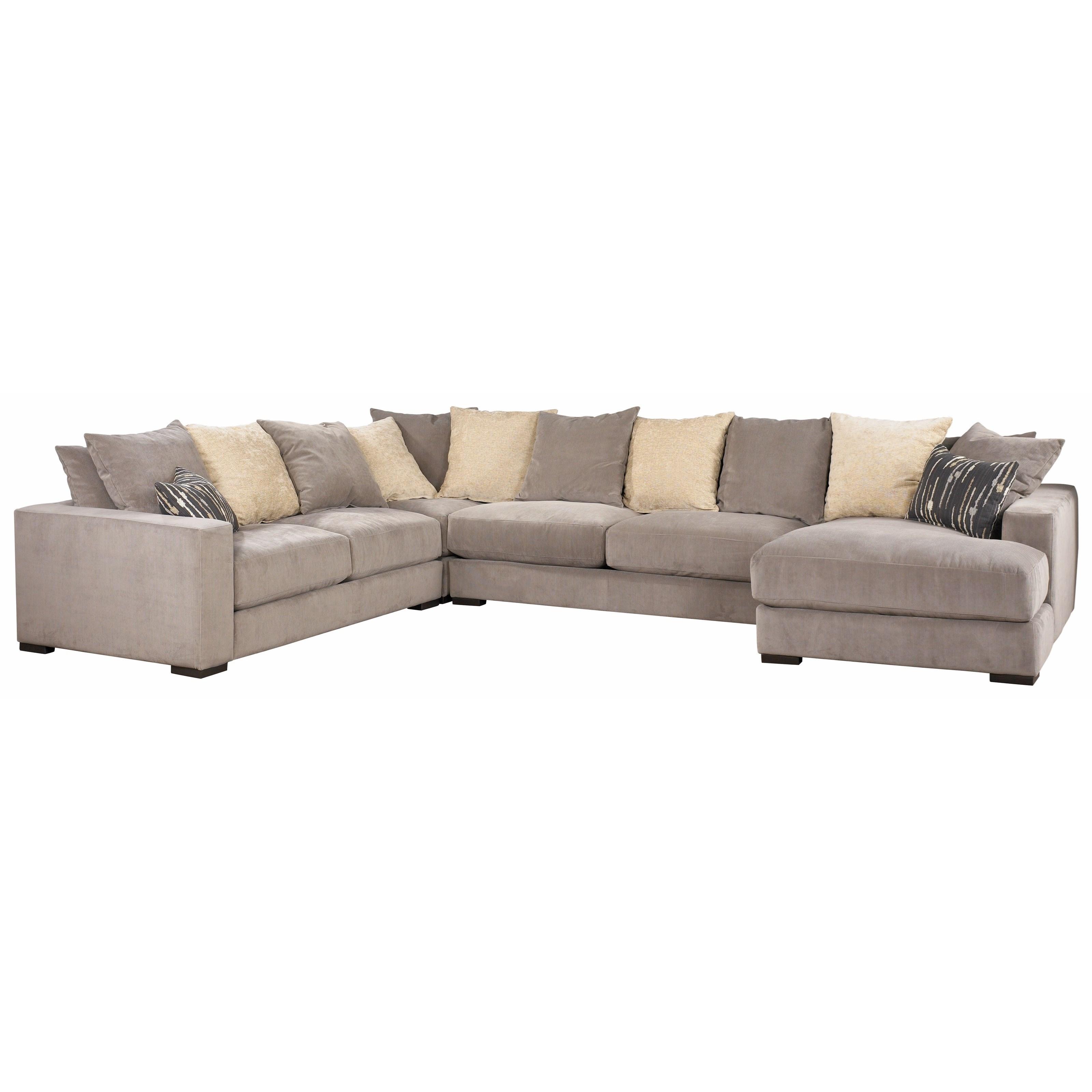 Jonathan Louis LombardySectional Sofa